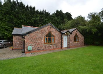 Thumbnail 2 bed bungalow to rent in The Cottage, Hough Lane, Higher Walton, Warrington