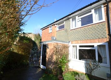 Thumbnail 4 bed end terrace house for sale in Meadow Drive, Amersham