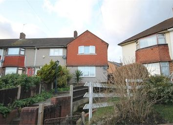 Thumbnail 3 bed end terrace house for sale in Buckhurst Avenue, Carshalton, Surrey