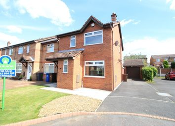 3 bed detached house to rent in Dewberry Close, Tyldesley, Manchester M29