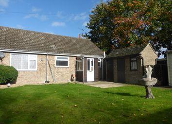 Thumbnail 2 bedroom bungalow to rent in Mutford Green, Lakenheath, Brandon