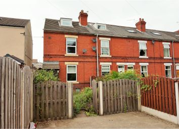 Thumbnail 2 bed terraced house for sale in Sheffield Road, Doncaster