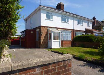 Thumbnail 3 bedroom semi-detached house for sale in Bradley Road, Southwick, Trowbridge