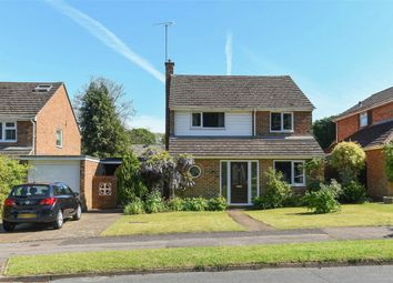 Thumbnail 4 bed detached house for sale in Oaklands Drive, Wokingham, Berkshire