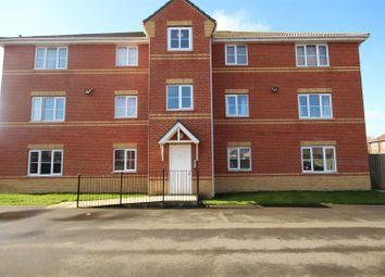 Thumbnail 1 bed flat for sale in Oak Avenue, Goole