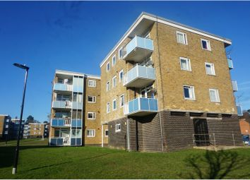Thumbnail 2 bed flat for sale in Gerard Crescent, Thornhill, Southampton