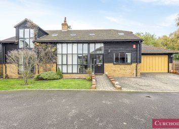 Reed Place, Towpath, Shepperton TW17. 4 bed detached house for sale