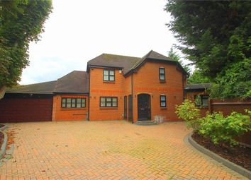 Thumbnail 6 bed detached house to rent in Church Road, Uxbridge, Middlesex