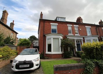 Thumbnail 4 bed terraced house for sale in Albert Road, Eaglescliffe, Stockton-On-Tees