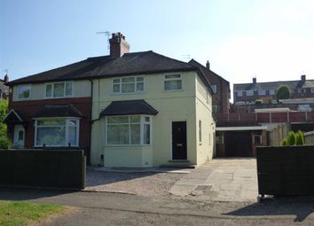 Thumbnail 3 bed semi-detached house for sale in Orford Street, Porthill, Newcastle-Under-Lyme