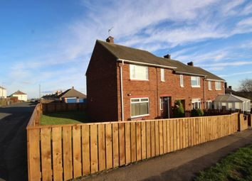 Thumbnail 2 bed semi-detached house for sale in Thorntree Terrace, Stanley