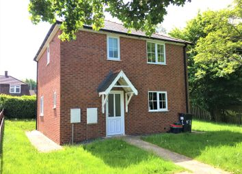 Thumbnail 3 bed end terrace house to rent in Plantation Close, Newtown, Powys