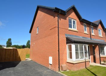 Thumbnail 3 bed semi-detached house for sale in Plot 4, The Sandpipers, Preston New Road, Blackpool
