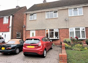 Thumbnail 3 bed semi-detached house for sale in Tennyson Road, Coventry
