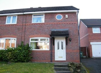 Thumbnail 2 bed semi-detached house to rent in Ashby Close, Farnworth, Bolton