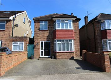 Thumbnail 3 bed detached house for sale in Pynchester Close, Ickenham, Uxbridge