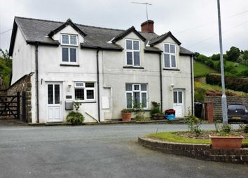 Thumbnail 4 bed detached house for sale in Wesley Street, Llanfair Caereinion, Welshpool