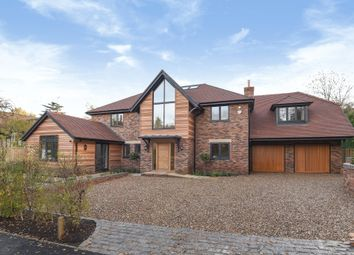 Thumbnail 4 bed detached house for sale in Green Lane, Pangbourne