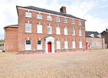 Thumbnail 2 bed flat for sale in Harvey Street, Watton, Thetford