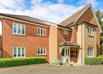 Thumbnail 2 bed flat for sale in Holmefield Place, New Haw, Addlestone