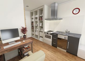 Thumbnail 1 bedroom flat for sale in Liverpool Completed Student Investment, Pembroke Place, Liverpool