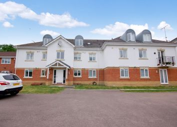 Thumbnail 2 bed flat to rent in Basildon Close, Watford
