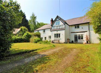 Thumbnail 5 bed link-detached house for sale in Denbigh Road, Afonwen