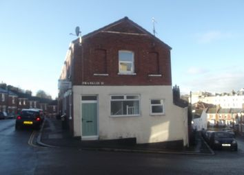 Thumbnail 2 bed property to rent in Radford Road, St. Leonards, Exeter