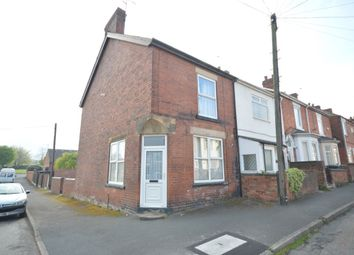 Thumbnail 2 bed terraced house to rent in Hunloke Road, Holmewood, Chesterfield