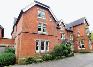 Thumbnail 2 bed flat for sale in Oakover Grange, Walton On The Hill, Stafford.