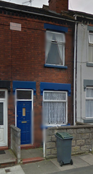 Thumbnail 2 bed terraced house to rent in Evans Street, Burslem, Stoke-On-Trent