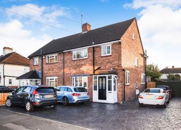 Thumbnail 4 bed semi-detached house for sale in Coronation Drive, Hornchurch