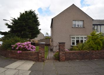 Thumbnail 3 bed end terrace house for sale in Duddon Drive, Walney, Cumbria