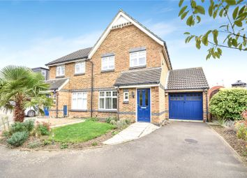 Thumbnail 3 bed semi-detached house for sale in Rutherford Close, Hillingdon, Middlesex