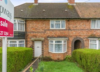 Thumbnail 2 bedroom terraced house for sale in Poole Crescent, Harborne, Birmingham