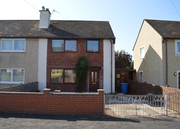 Thumbnail 3 bed semi-detached house for sale in Prior Road, Tweedmouth, Berwick-Upon-Tweed, Northumberland