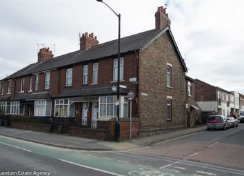 Thumbnail 1 bed terraced house to rent in Escrick Terrace, York