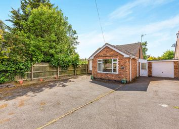Thumbnail 2 bed bungalow for sale in The Plantation, Countesthorpe, Leicester