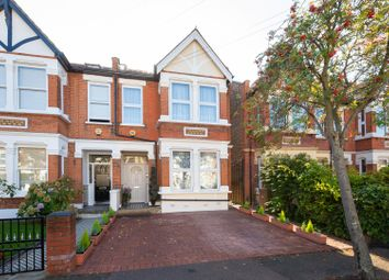 Thumbnail 5 bed semi-detached house for sale in Preston Road, London