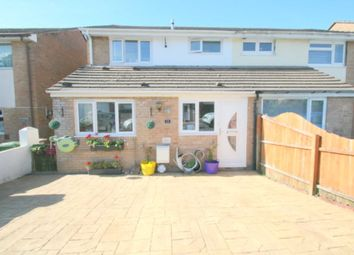 Thumbnail 4 bed semi-detached house for sale in Moulton Close, Plympton, Plymouth