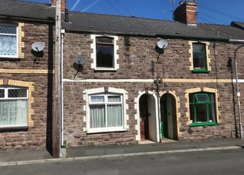 Thumbnail 2 bed terraced house for sale in St. Helens Road, Abergavenny