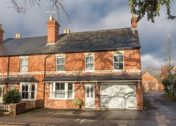 Thumbnail 4 bed end terrace house for sale in Ruscombe Road, Twyford, Reading
