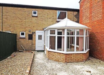 Thumbnail 3 bedroom end terrace house for sale in Glenn Road, Poringland, Norfolk