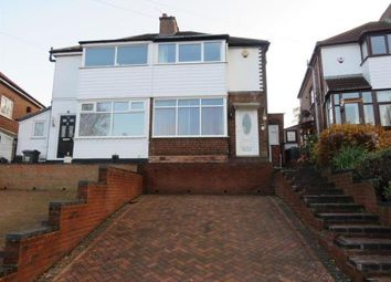 Thumbnail 3 bed property for sale in Perry Wood Road, Great Barr, Birmingham