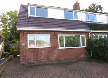 Thumbnail 2 bed semi-detached house for sale in Norwich Road, Wroxham, Norwich