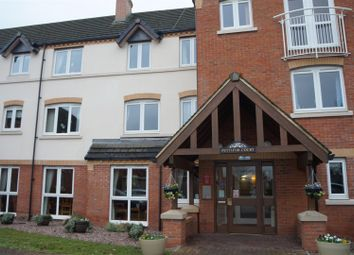 Thumbnail 2 bed flat for sale in Pettifor Court, Anstey, Leicester