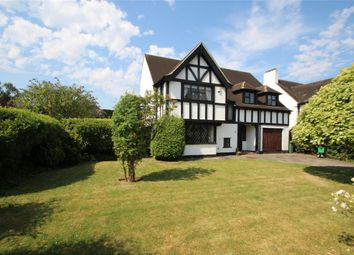 Thumbnail 4 bed detached house for sale in Willett Way, Petts Wood, Kent