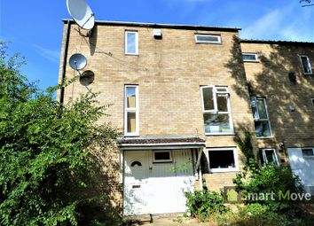 Thumbnail 6 bed end terrace house for sale in Brookfurlong, Peterborough, Cambridgeshire.