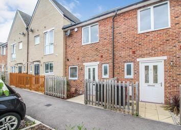 2 bed terraced house for sale in Eddleston Way, Tilehurst, Reading RG30