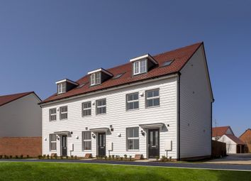 "Thumbnail 4 bedroom end terrace house for sale in ""Rochester II"" at Dymchurch Road, Hythe"